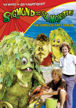 Sigmund And The Sea Monsters - The Complete 1st Season (3 Disc Set) on DVD