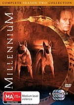 Millennium - Complete Season 2 Collection (6 Disc Set) on DVD