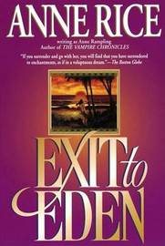 Exit to Eden by Anne Rice image