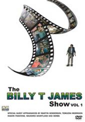 The Billy T. James Show - Vol. 1 on DVD