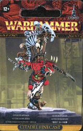 Warhammer Queek Headtaker