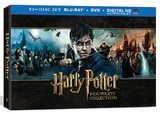 Harry Potter: Hogwarts Collection Box Set (DVD/Blu-ray/Ultraviolet) DVD