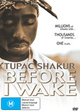 Tupac Shakur: Before I Wake on DVD