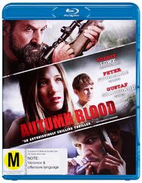 Autumn Blood on Blu-ray