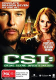 CSI - Las Vegas: Complete Season 7 (6 Disc Set) DVD