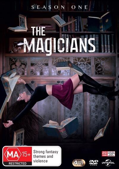 The Magicians - Season One (3 Disc Set) on DVD