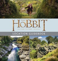 The Hobbit Trilogy Location Guidebook by Ian Brodie image