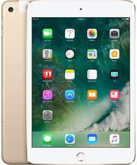 iPad mini 4 Wi-Fi + Cellular 128GB (Gold)