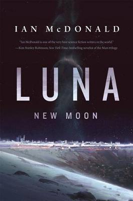 Luna: New Moon by Ian McDonald image