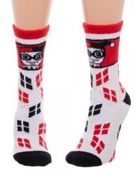 DC Comics: Harley Quinn - Fuzzy Socks