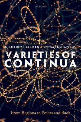 Varieties of Continua by Geoffrey Hellman
