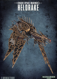 Warhammer 40,000 Chaos Space Marine Heldrake