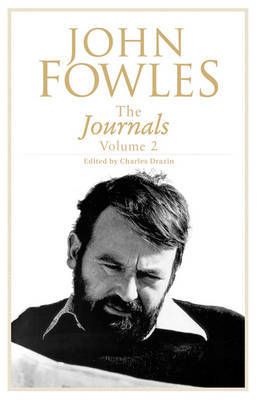 Journals Vol II by John Fowles image