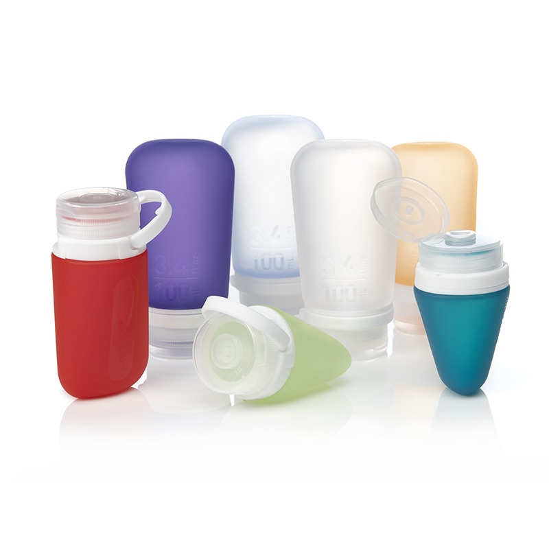 GoToob+ Triple Pack Silicone Travel Bottles - Small (53ml) image