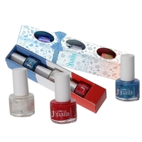 Snails Minis: Nail Polish - Paris (3 Pack)