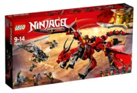 LEGO Ninjago - Firstbourne (70653)