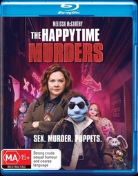 The Happytime Murders on Blu-ray