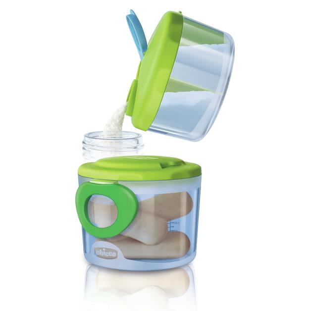 Chicco: Powder Milk Dispenser: 3 Phase System