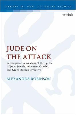Jude on the Attack by Alexandra Robinson