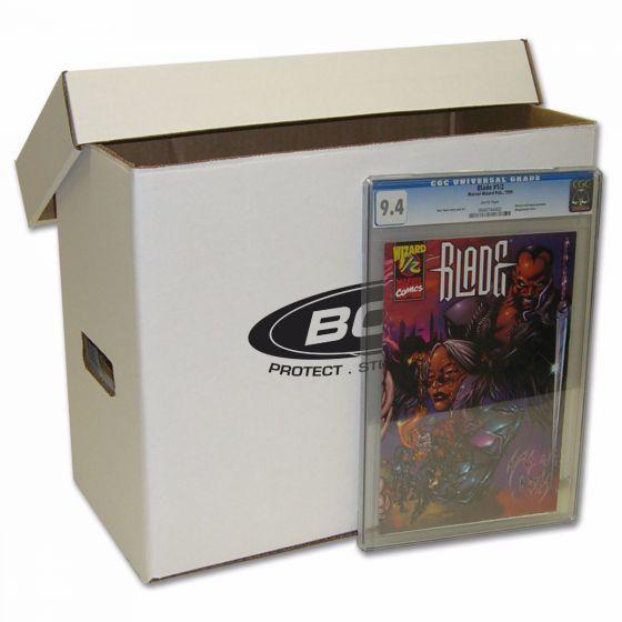 BCW: Comic Storage Box - Graded