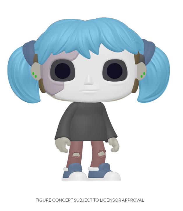 Sally Face: Sally Face - Pop! Vinyl Figure