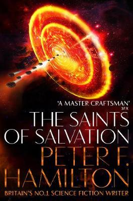 The Saints of Salvation by Peter F Hamilton image