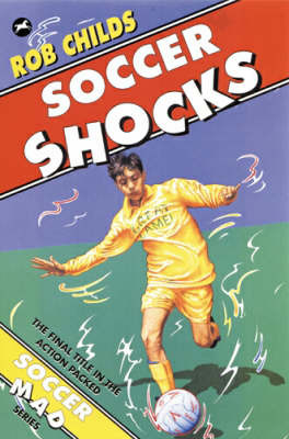 Soccer Shocks by Rob Childs image