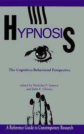 Hypnosis by Nicholas P Spanos image