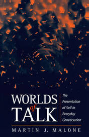 Worlds of Talk by Martin Malone image
