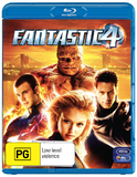 Fantastic 4 on Blu-ray