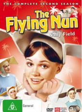 Flying Nun, The - Complete Season 2 (3 Disc Set) on DVD