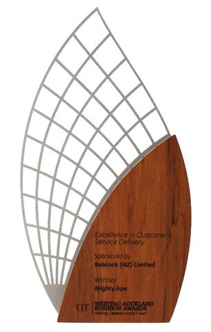 Mighty Ape Wins Top Award at Westpac Business Awards! image