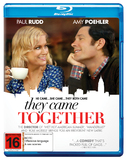 They Came Together on Blu-ray