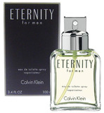 Calvin Klein - Eternity for Men Fragrance (100ml EDT)