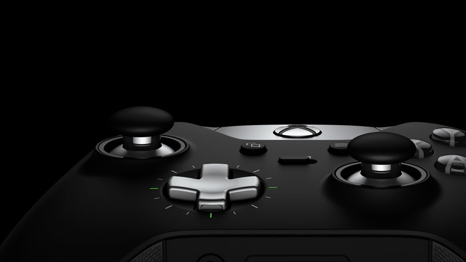 Xbox One Elite Wireless Controller For Image