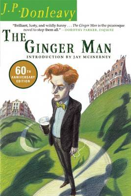 The Ginger Man by J.P. Donleavy image