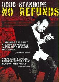 Doug Stanhope: No Refunds on DVD