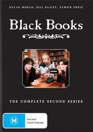 Black Books - Series 2 (Repackaged) on DVD image
