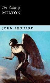 The Value of by John Leonard image