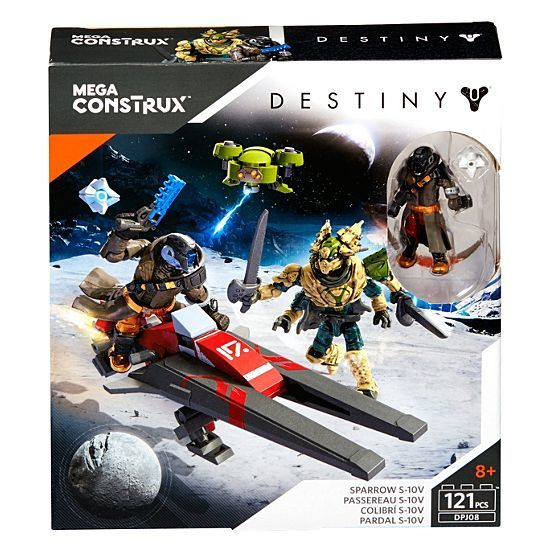 Mega Construx: Destiny - Sparrow S-10V image