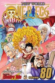 One Piece, Vol. 80 by Eiichiro Oda