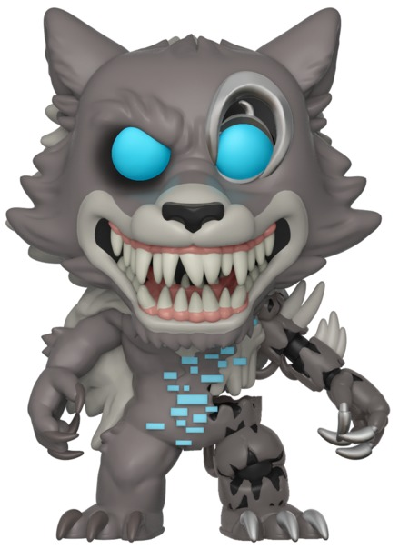 Twisted Wolf Pop Vinyl Figure At Mighty Ape Nz