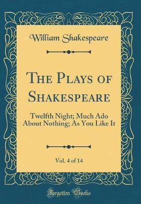 The Plays of Shakespeare, Vol. 4 of 14 by William Shakespeare image