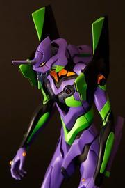 Tani Akira Mechanics Archive: Evangelion Unit-01 - PVC Figure