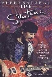 Santana - Supernatural Live on DVD