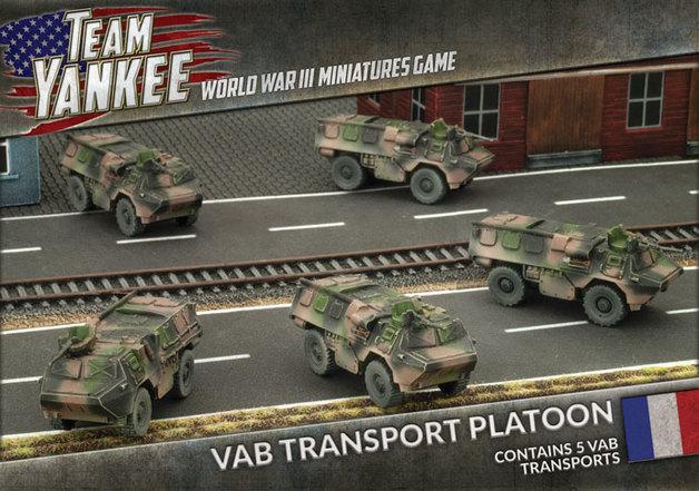 Team Yankee: VAB Transport Platoon