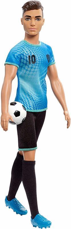 Barbie Careers - Soccer Ken Doll