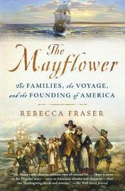 The Mayflower by Rebecca Fraser image