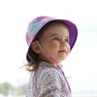 Little Renegade Company: Cotton Candy Reversible Bucket Hat - Mega image
