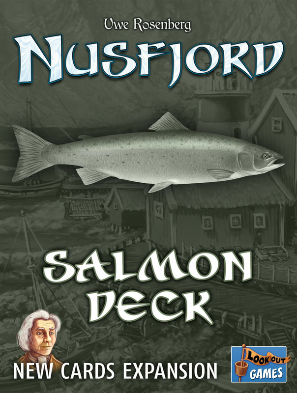 Nusfjord - Salmon Deck Expansion
